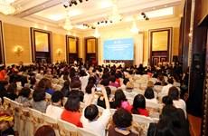 Debaten en Vietnam sobre aumento de presencia de mujeres en cargos de liderazgo en APEC