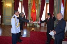 Vietnam y Paraguay robustecen relaciones de cooperación