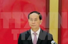 Vietnam dispuesto a robustecer relaciones con Bulgaria, afirma presidente