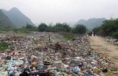 Empresa sudcoreana proyecta construir fábrica de electricidad a partir de residuos en Vietnam