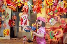 Efectúan en Hanoi actividades en saludo a Fiesta de Medio Otoño