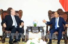 Vietnam estimula a sus empresas a invertir en Cuba, afirma premier Xuan Phuc