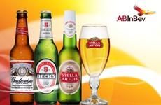 Mayor fabricante mundial de cerveza Anheuser-Busch Inbev aumenta inversiones en Vietnam