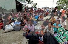 Comunidad regional busca respaldar a Mynamar en repatriación de rohinyás