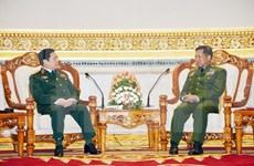 Vietnam y Myanmar profundizan nexos en defensa