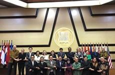 ASEAN progresa en cooperación para reducir brecha de desarrollo