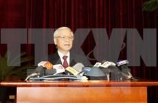 Inauguran sexta sesión del Comité Central del Partido Comunista de Vietnam