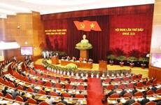 Comité Central del Partido Comunista de Vietnam continúa debates sobre asuntos socioeconómicos