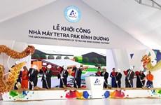 Tetra Pak construye fábrica de envases en Binh Duong