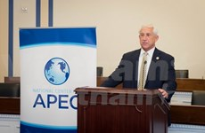 Fundan grupo de congresistas estadounidenses en apoyo al APEC