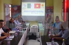 Vietnam y Argelia buscan impulsar cooperación económica