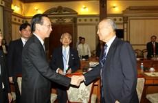 Japón y Ciudad Ho Chi Minh refuerzan cooperación en diplomacia popular