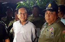 Ministerio del Interior de Camboya demanda la disolución del partido opositor CNRP