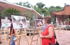 Inauguran exposición fotográfica sobre Hanoi