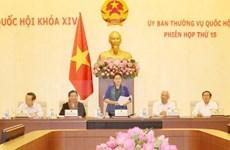 Comité Permanente de Asamblea Nacional de Vietnam convoca a su XV reunión