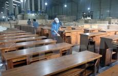 Exportación maderera de Vietnam totalizará ocho mil millones de dólares en 2017