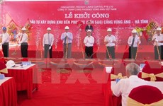 Inician construcción de moderno hospital oncológico en Delta del Mekong