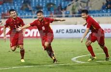 Vietnam vence a Camboya en ronda preliminar de Copa Asiática 2019