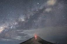 Volcán Sinabung entra en erupción en Indonesia