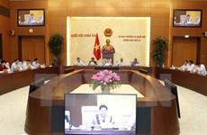 Comité Permanente del Parlamento vietnamita analiza situación socioeconómica