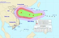 Tifón Khanun amenaza a un Vietnam aún convaleciente de graves inundaciones