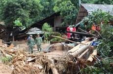 Continúan recaudaciones de fondos en apoyo a víctimas de desastres naturales en Vietnam