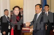 China y Vietnam priorizan asociación de cooperación estratégica integral