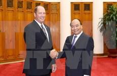Vietnam resalta atención de EE.UU. de impulsar asociación integral binacional