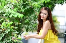 Actriz vietnamita reconocida como Rostro de Asia