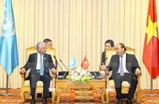 Vietnam reitera alta prioridad concedida a lazos con ONU