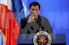 Mayoría de filipinos respaldan campaña antidrogas del presidente Rodrigo Duterte