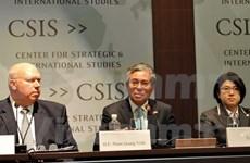 Vietnam resalta papel de APEC en Conferencia sobre estructura de Asia-Pacífico en EE.UU.