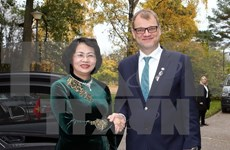Finlandia desea impulsar nexos con Vietnam