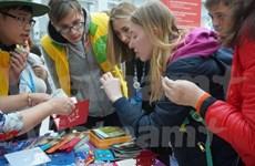 Inauguran exhibición sobre Vietnam en XIX Festival Mundial de Juventud y Estudiantes en Rusia