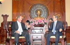 Ciudad Ho Chi Minh impulsa cooperación con EE.UU. en construcción de urbe inteligente