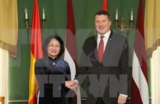 Vietnam, mayor socio comercial de Letonia en Sudeste de Asia