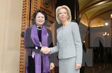Vietnam y Letonia ratifican esfuerzos por impulsar lazos en sectores potenciales
