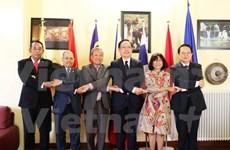 Destacan papel de ASEAN y UE para la paz regional y mundial