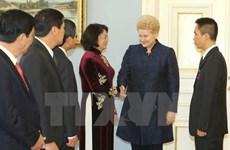 Vietnam y Lituania se comprometen a reforzar sus relaciones