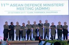 Emiten declaración conjunta de ADMM-11 para impulsar la seguridad regional