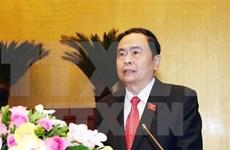 Frente de la Patria rinde cuentas al Parlamento de Vietnam sobre propuestas de votantes