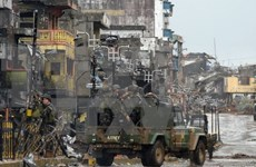 Filipinas anuncia fin de asedio a Marawi