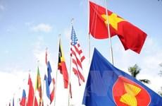 Ministros de defensa de ASEAN analizan problemas de seguridad con contrapartes