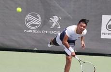 Efectúan en Ciudad Ho Chi Minh torneo internacional de tenis