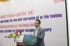 Busca Vietnam aumentar apoyo a grupos vulnerables