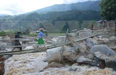 Provincias vietnamitas realizan actividades de apoyo a pobladores tras inundaciones