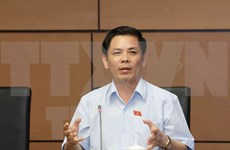 Aprueban designación para cargos de ministro de Transporte e Inspector general del gobierno vietnamita