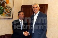 Vietnam e Italia fomentan cooperación en supervisión financiera