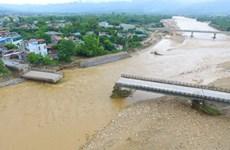 Dirigentes extranjeros muestran solidaridad con Vietnam ante consecuencias de inundaciones