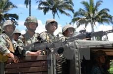 Filipinas recluta más soldados para combatir a insurgentes